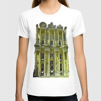 old school T-shirts featuring Old School by Nicholas Bremner - Autotelic Art