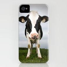 Symmetrical Bovine Slim Case iPhone (4, 4s)