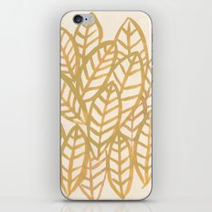 Fronds iPhone & iPod Skin