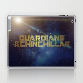 Guardians of the Chinchillas Laptop & iPad Skin