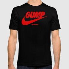 Gump- JustDoIt III 2X-LARGE Black Mens Fitted Tee
