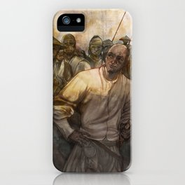 17 Leagues to the South iPhone Case
