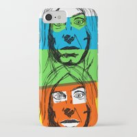 iggy iPhone & iPod Cases featuring Iggy by Mohac