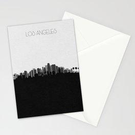 City Skylines: Los Angeles (Alternative) Stationery Cards