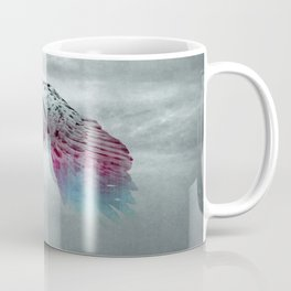 Flying Eagle, Evolving Energy Coffee Mug