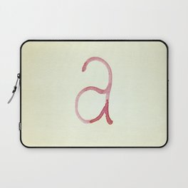 a is for... Laptop Sleeve