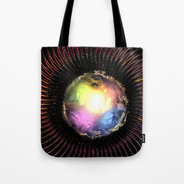 Mystic Illusion Tote Bag