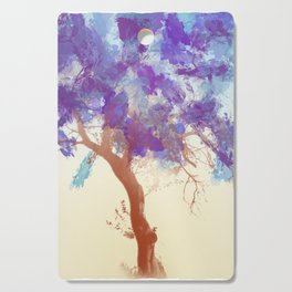 Water Your Tree of Life. Cutting Board