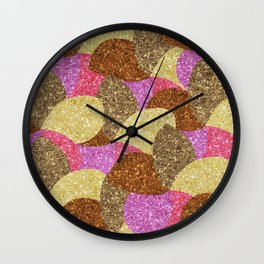 Pattern #52 Wall Clock