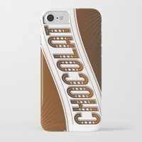 chocolate iPhone & iPod Cases featuring Chocolate by Rhys Jenkins