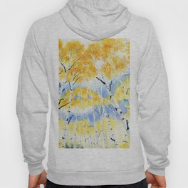 Under the Birch Forest Hoody