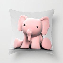 Phanpy Throw Pillow