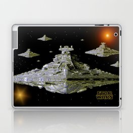 Galactic Battle Cruisers  Laptop & iPad Skin