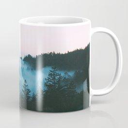 Foggy Marin Sunset Coffee Mug