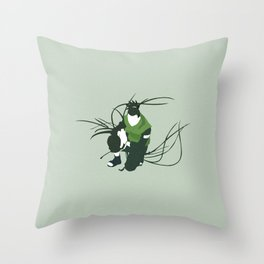 Shikamaru Nara Throw Pillow