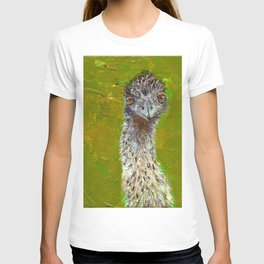Teaching of the Emu T-shirt