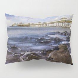Llandudno Pier Pillow Sham