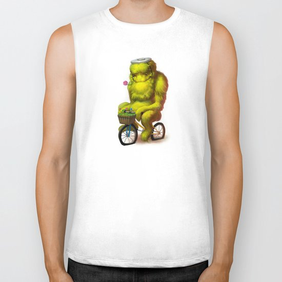Bike Monster 1 Biker Tank