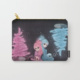 Intercosmic Christmas Carry-All Pouch