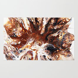 Deconstructed Caramel Sundae Rug