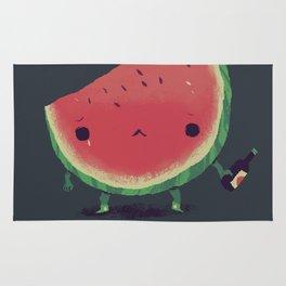 melon-choly Rug