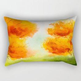 Autumn scenery #14 Rectangular Pillow