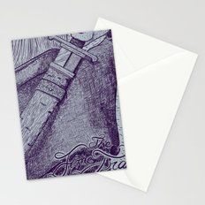 The Time Traveler Stationery Cards