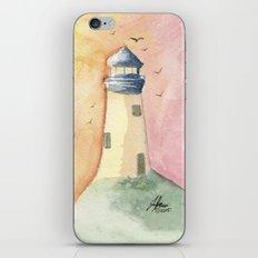 Lighthouse Impressions III iPhone & iPod Skin