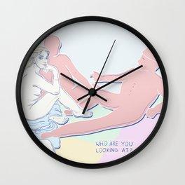 Manet Money Art Wall Clock