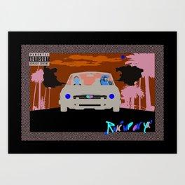Pro Era - Run up on Ya Art Print