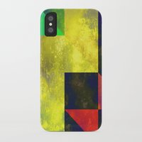 be happy iPhone & iPod Cases featuring Happy by SensualPatterns