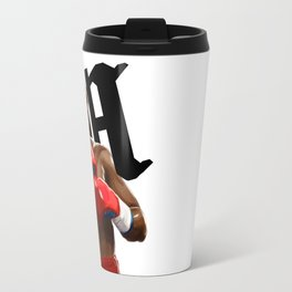 Boxing Legends: Money Travel Mug