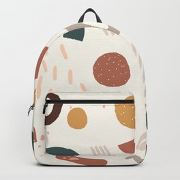 Geo Shapes Party Backpack