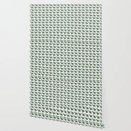 Cute Aquamarine Sea Turtle Wallpaper
