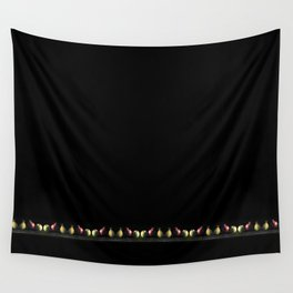 Holiday Fruit Photographic Pattern #2 Wall Tapestry