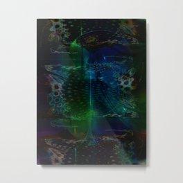 """""""Submerged 2"""" Metal Print"""