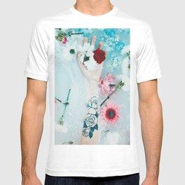 Bath art T-shirt