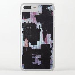 VENERDì 19 - BRAMANDO BERLINO Clear iPhone Case