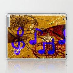 Notes of Sound Laptop & iPad Skin