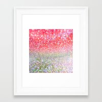 candy Framed Art Prints featuring Candy. by haroulita