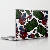 beer Laptop & iPad Skins featuring Beer by Sharif El Fatatry