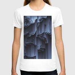 Glitch art T-shirt