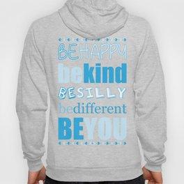 Be You - Blue Hoody