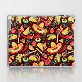 Spicy taco Laptop & iPad Skin