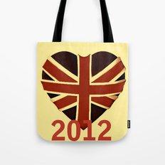 I Love Vintage 2012 Tote Bag