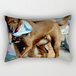 No Ifs, Ands, Or Butts! Rectangular Pillow