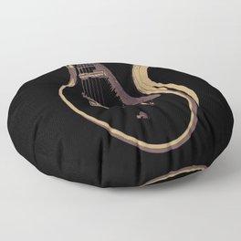 Prince Last Guitar Floor Pillow