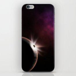 Meteor iPhone Skin