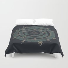 The Cycle Duvet Cover