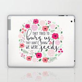 They Tried to Bury Us Laptop & iPad Skin